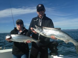 2016 Salmon Fishing Season